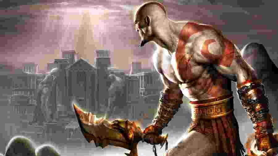 God of War - Kratos - Reprodução