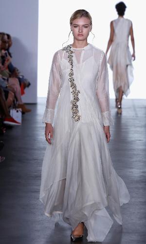 Semana de Moda de NY 2017 - Vaishali S
