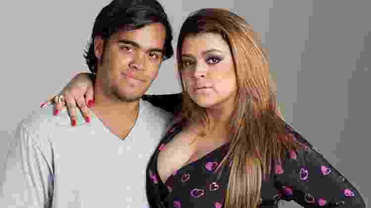 Francisco e Preta Gil - Divulgação - Divulgação