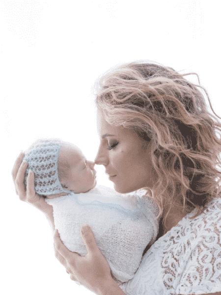 Maíra Charken e o filho, Gael - Reprodução/Instagram/mairacharken