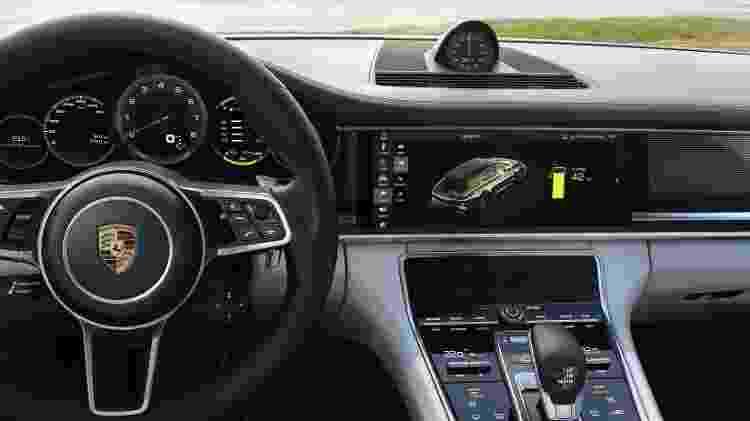 Porsche Panamera Turbo S E-Hybrid - Divulgação - Divulgação