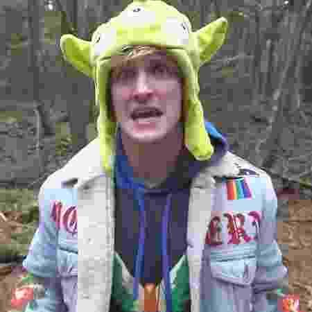 Logan Paul mostrou em vídeo corpo de homem que havia cometido suicídio - Reprodução