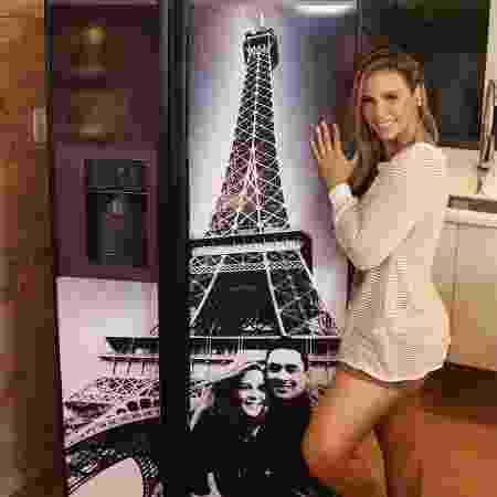 Carla Perez mostra sua estampa de geladeira - Reprodução/Instagram