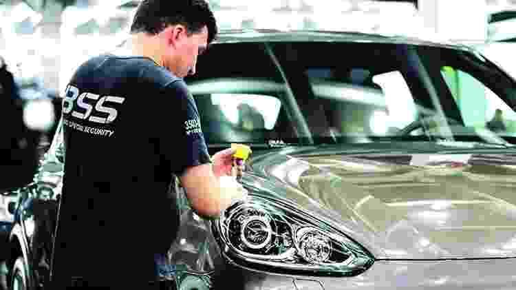 Blindagem de carro - Divulgação - Divulgação