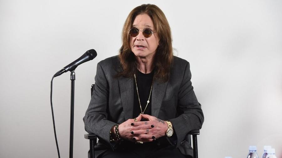 O cantor Ozzy Osbourne  - Kevin Winter/Getty Images