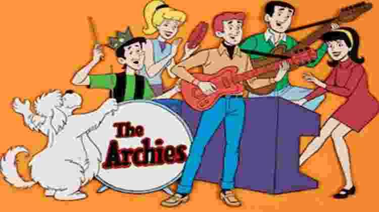 Cena da Turma do Archie - Reprodução - Reprodução