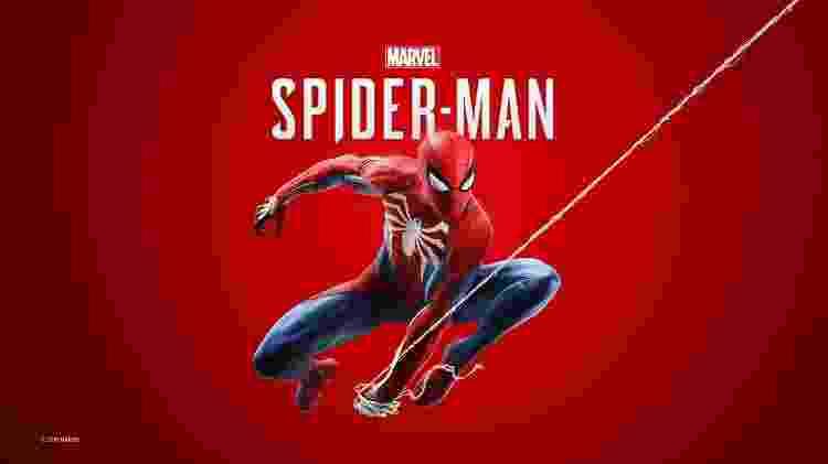 Spider-Man Advanced Suit - Reprodução - Reprodução