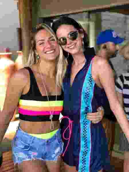Giovanna Ewbank e Bruna Marquezine - Divulgação - Divulgação