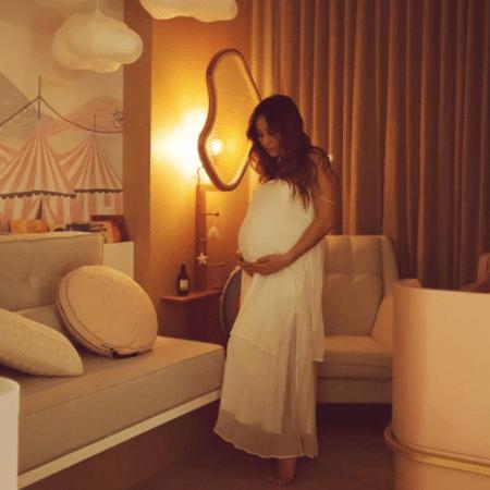 Sabrina Sato no quarto da filha - Reprodução/Instagram