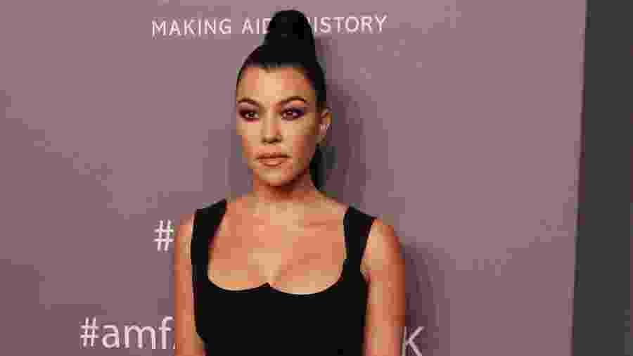 Kourtney Kardashian  - Reuters