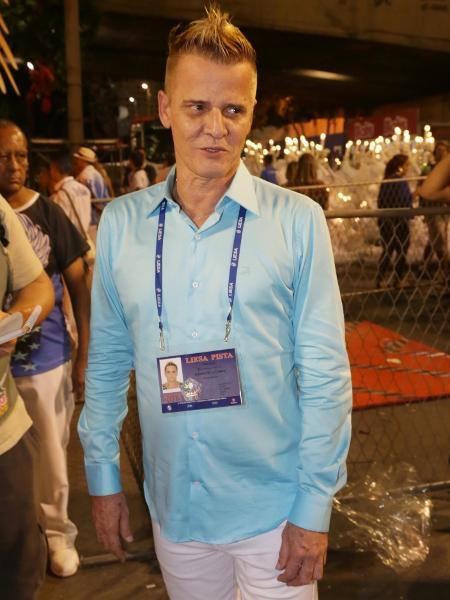 O carnavalesco Alexandre Louzada - Gilvan de Souza/UOL