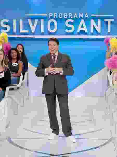Silvio Santos fala sobre salário de Faustão - Lourival Ribeiro/SBT