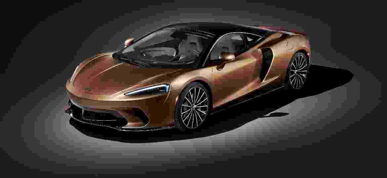 Design elegante: McLaren GT é um superesportivo feito para viajar - Divulgação