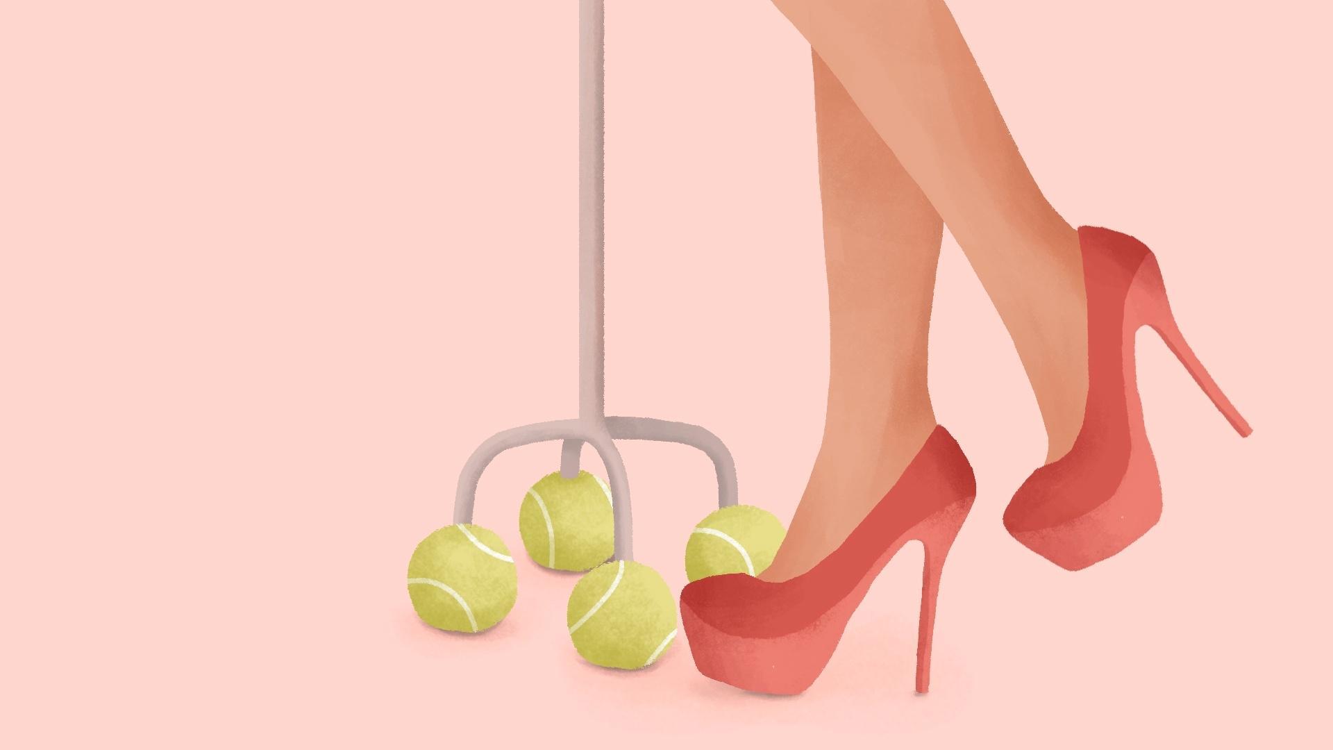 be0fa0bca Usar salto alto prejudica a coluna e causa dor nas costas? - 05/06/2019 -  UOL VivaBem