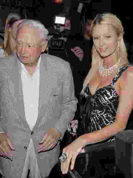 TV: Avô de Paris Hilton, Barron Hilton morre aos 91 anos nos EUA - Reprodução/NBC.com/Getty Images