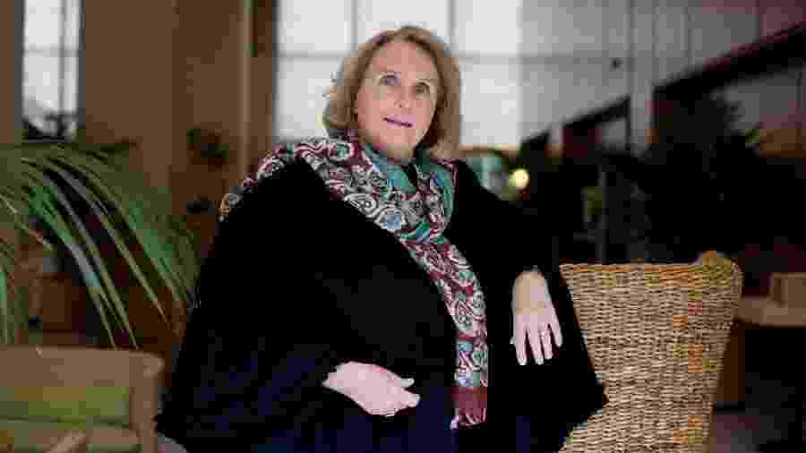 Lya Luft, em foto de 2006 - Getty Images