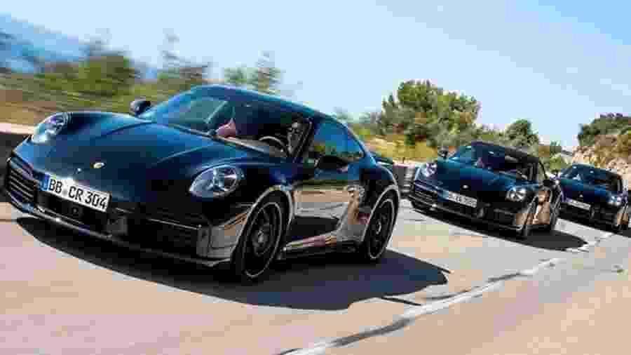Porsche 911 Turbo 2020 - Divulgação