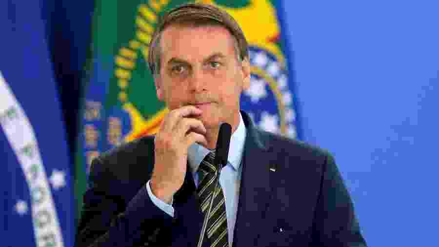 Para presidente, responsabilidade de preço alto de combustíveis é de ICMS e monopólio da Petrobras - Adriano Machado/Reuters