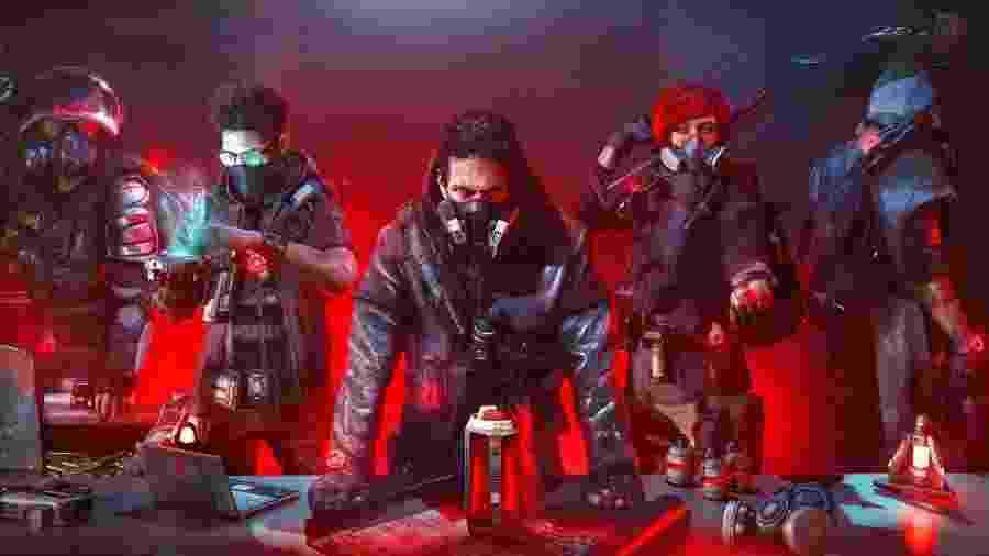 The Division 2: Warlords of New York terá foco no vilão Aaron Keener - Reprodução