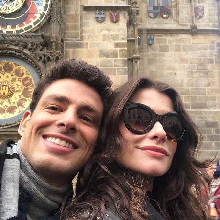 Cauã Reymond comenta sobre sua relação com a ex, Alinne Moraes - Reprodução/Instagram
