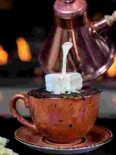 Chocolate Quente  - Four Seasons Vail  - Four Seasons Vail