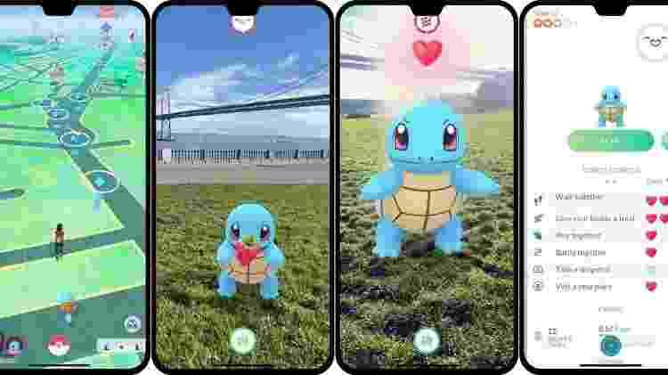 Pokémon Go 2 - Divulgação/PokémonGo News - Divulgação/PokémonGo News