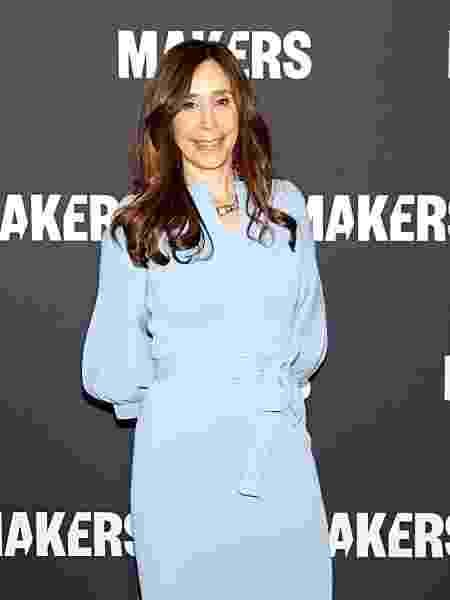 Meredith Kopit Levien começou a trabalhar no jornal em 2013, como chefe de publicidade - Getty Images
