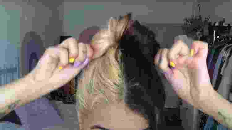 coque bagunçado - foto 3 - Natália Eiras - Natália Eiras