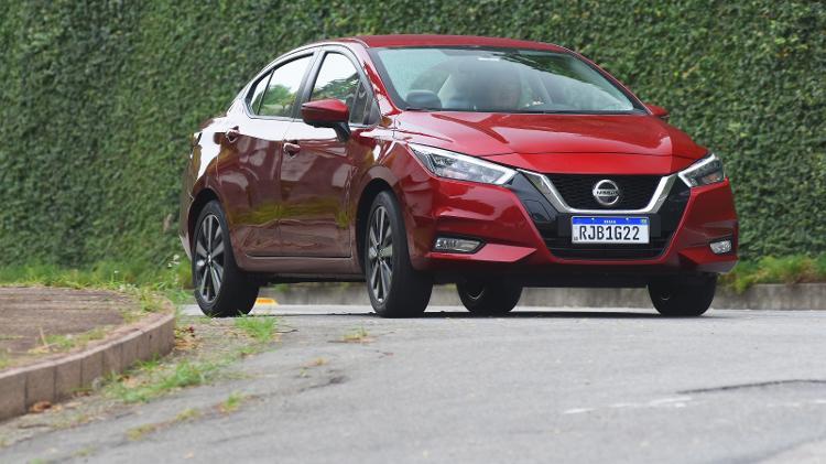 Nissan Versa: veja prós e contras diante de Virtus, Yaris Sedan e Onix Plus