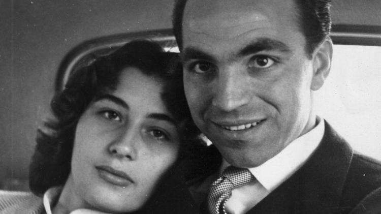 Rina e Nello, in viaggio verso il matrimonio: I due si sono conosciuti al cinema - Archivio personale - Archivio personale
