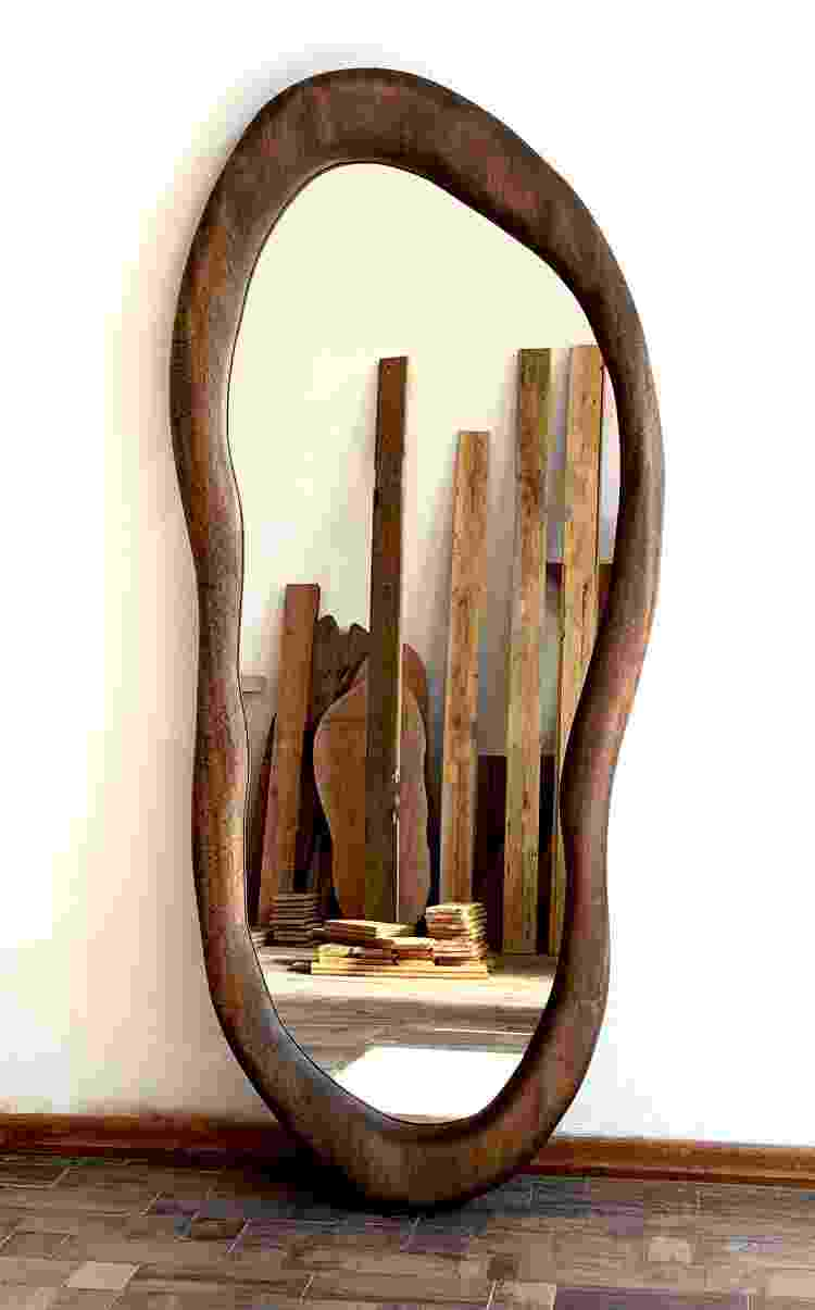 Espelho criado por Tomás Graeff - Arquivo Pessoal - Arquivo Pessoal