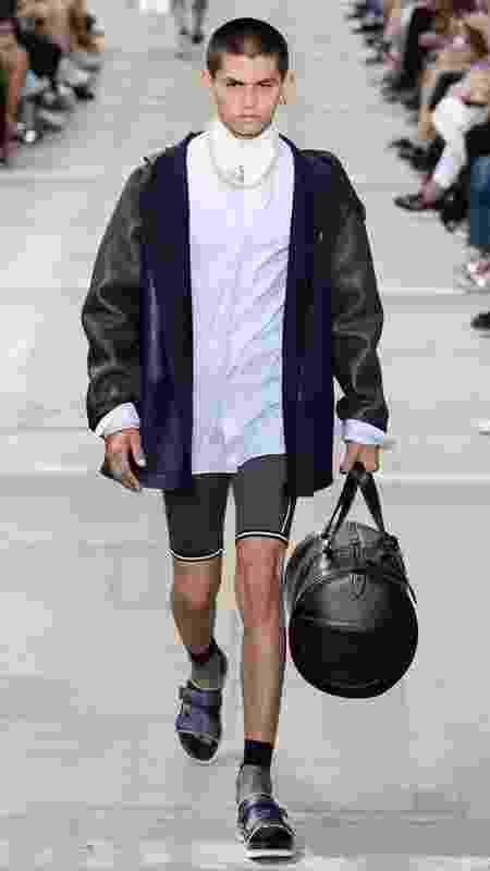 Louis Vuitton   Primavera-verão 2018 - Divulgação - Divulgação