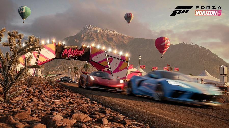 Forza Horizon 5 - Divulgação/Microsoft