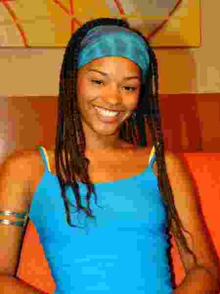 Juliana Alves foi uma das integrantes do elenco do Big Brother Brasil 3 - TV Globo/Renato Rocha Miranda - TV Globo/Renato Rocha Miranda