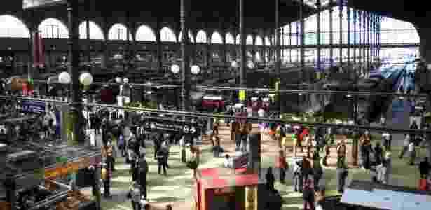 O incidente ocorreu na estação Gare du Nord, em Paris - WiNG/Creative Commons