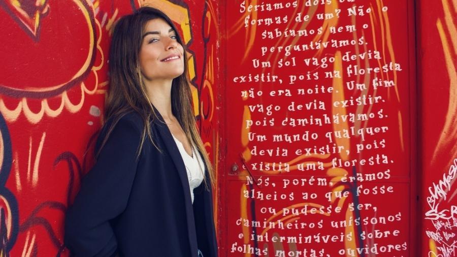 A atriz Joana Balaguer - Divulgação