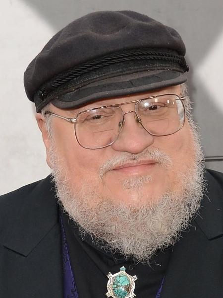 "George R.R. Martin, criador de ""Game of Thrones"" - Getty Images"