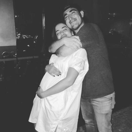 Anitta parabeniza Sam Shahidi - Reprodução/Instagram/anitta