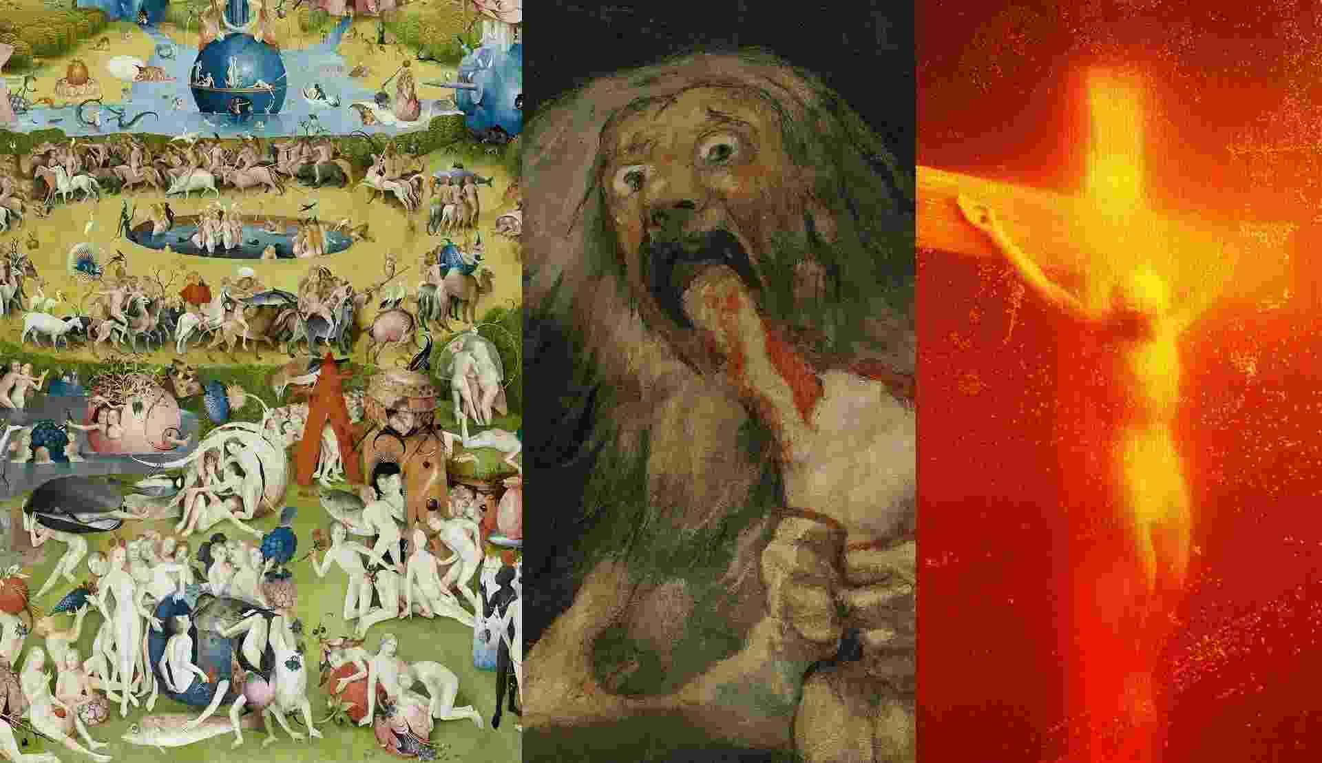 Obras de arte polêmicas - Reprodução/Monagem