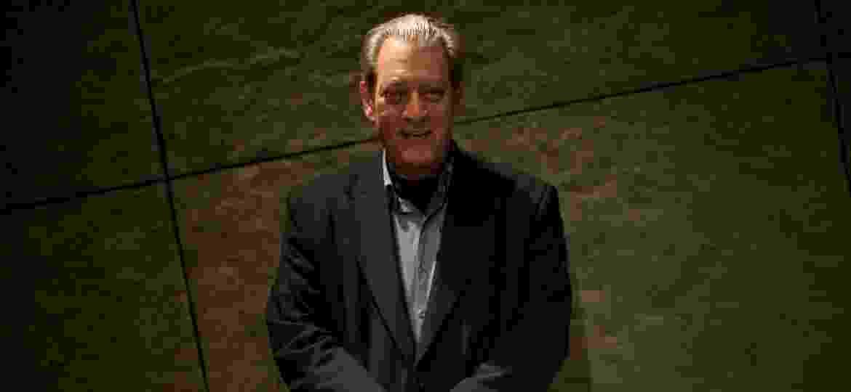 O escritor Paul Auster foi indicado ao prêmio Man Booker - Vincent West/Reuters