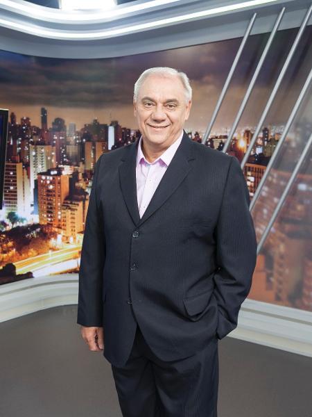 Marcelo Rezende largou o tratamento convencional e passou a seguir a dieta cetogênica - Edu Moraes/Record