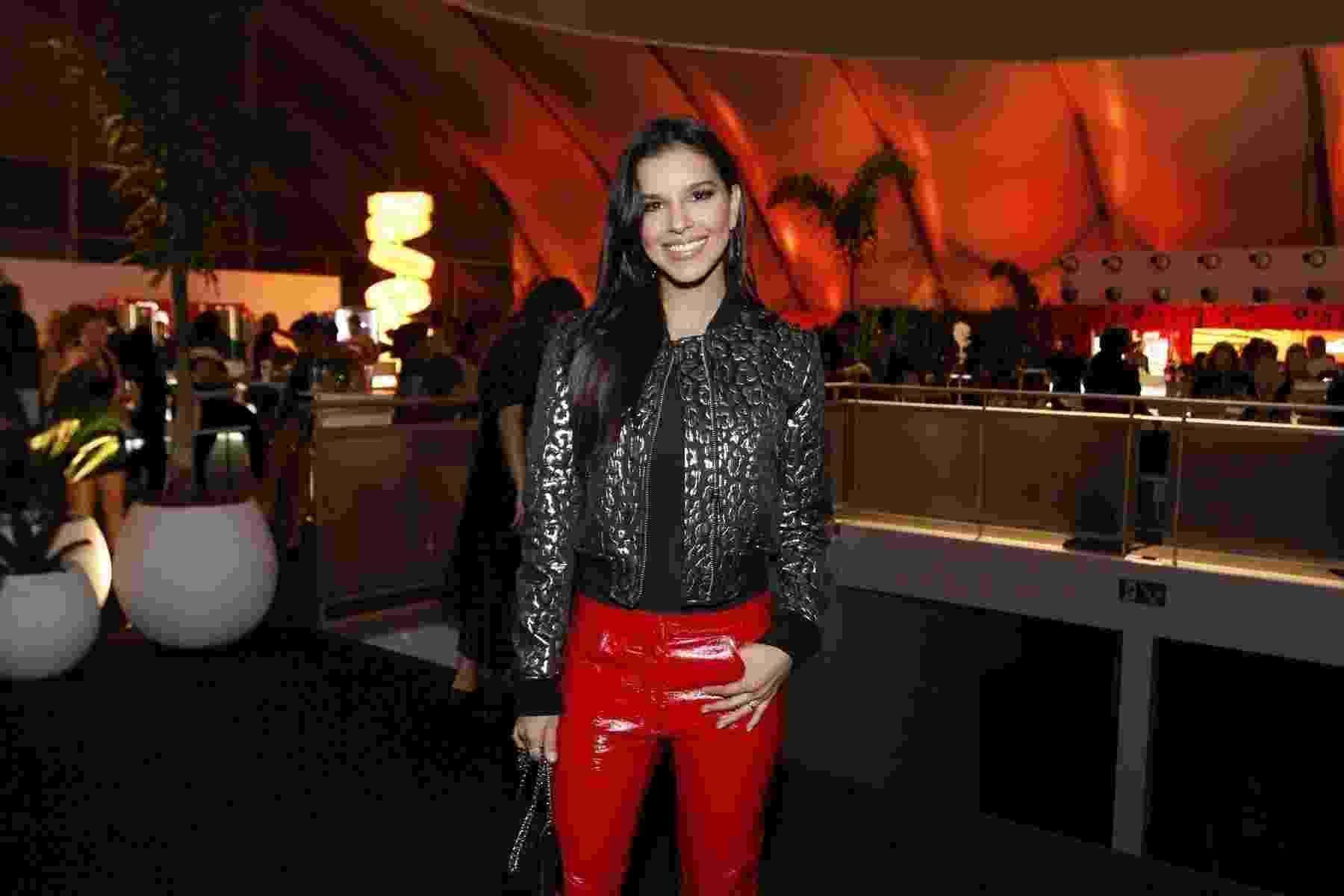 Mariana Rios curte quarto dia de shows do Rock in rio em camarote na Cidade do Rock - Thyago Andrade/Brazil News