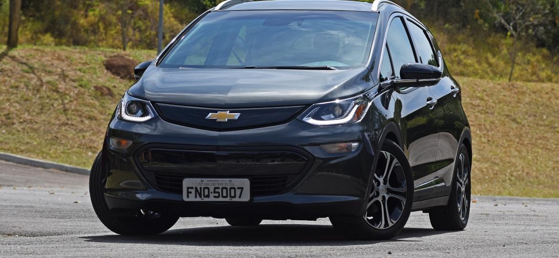 Bolt pode rodar até 416 quilômetros, segundo ciclo norte-americano EPA - Murilo Góes/UOL