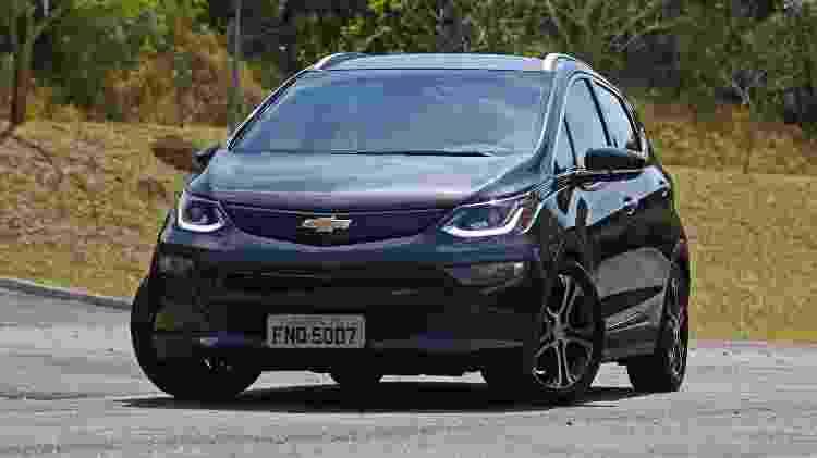 Chevrolet Bolt - Murilo Góes/UOL - Murilo Góes/UOL