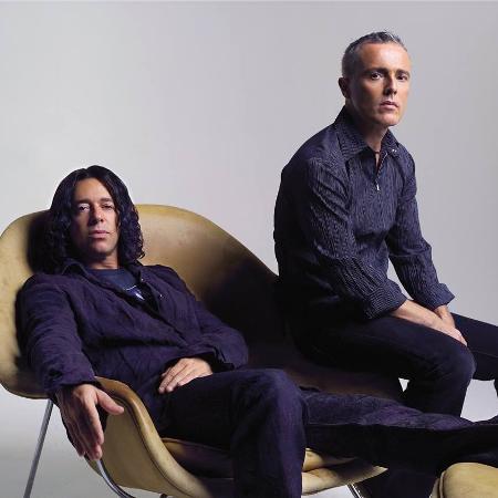 O duo britânico Tears for Fears - Divulgação