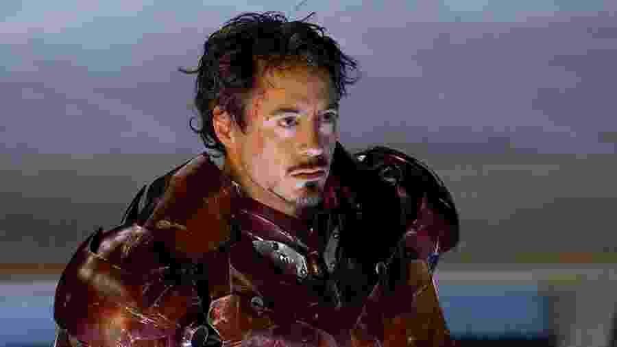 """""""Eu sou o Homem de Ferro"""" - Divulgação"""