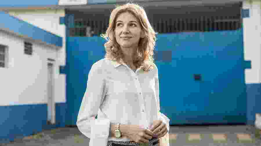 Tatiana Malavasi, diretora do hospital penitenciário de SP - Simon Plestenjak/UOL