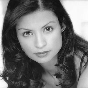 A atriz Vanessa Marquez