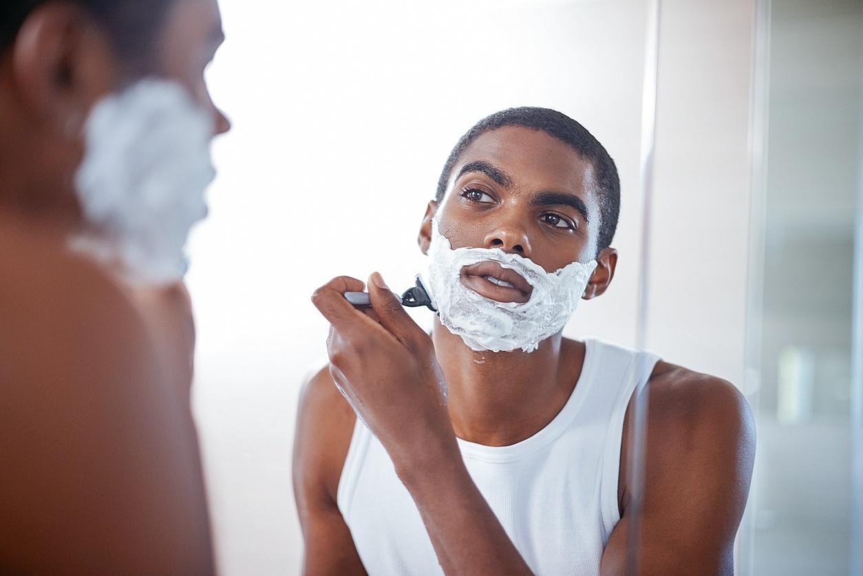 você deveria fazer a barba antes do parto