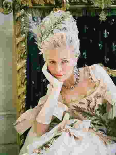 Será que Maria Antonieta realmente ficou com os cabelos brancos antes de ser decapitada? - Divulgação